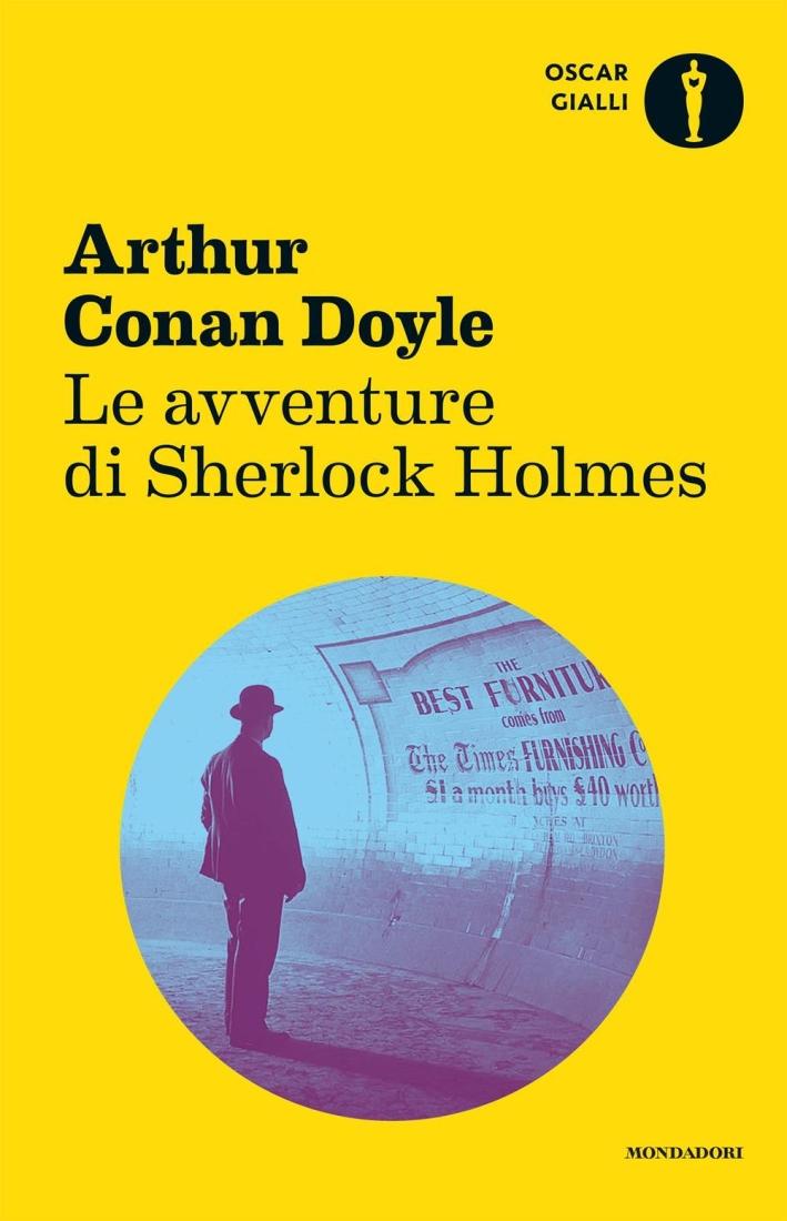 Le avventure di Sherlock Holmes.