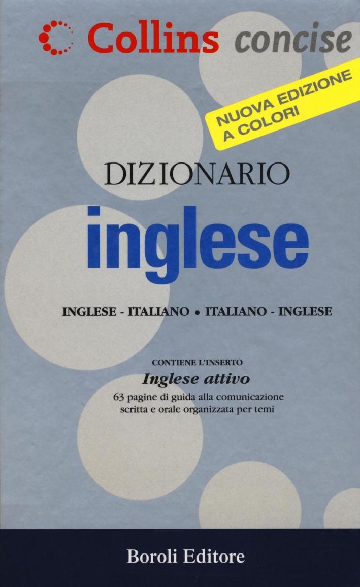 Dizionario inglese. Inglese-italiano, italiano-inglese. Ediz. bilingue