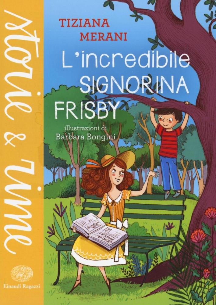 La signorina Frisby che spariva nei giorni di pioggia.