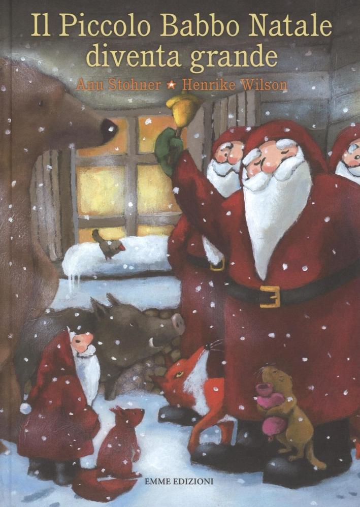 Il piccolo Babbo Natale diventa grande.