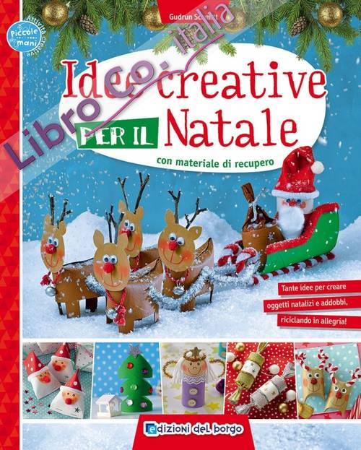 Idee creative per il Natale.