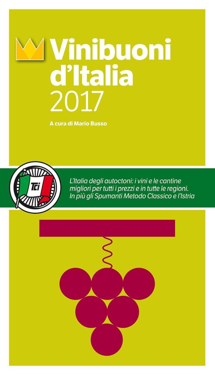 Vini buoni d'Italia 2017.