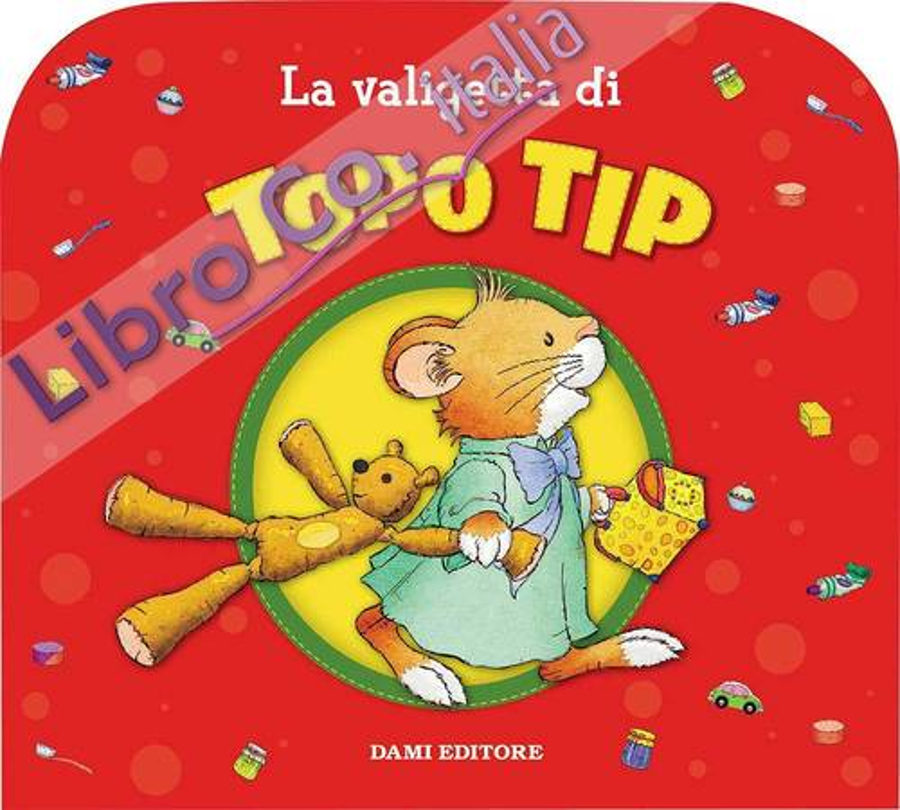 La valigetta di Topo Tip.
