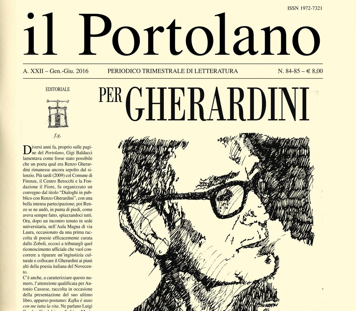 Il portolano (2016) vol. 84-85.