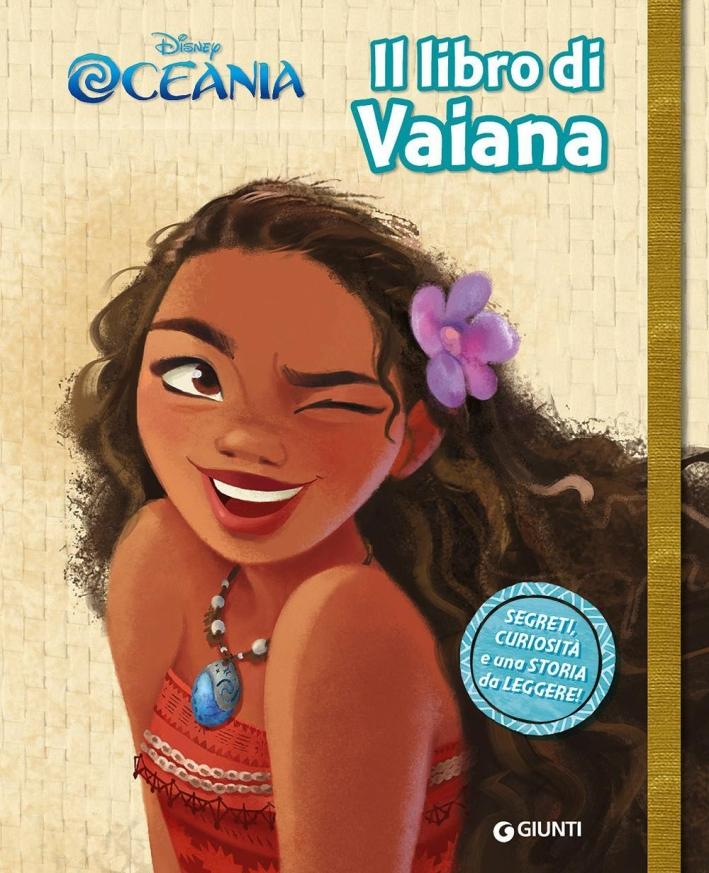 Il libro di Vaiana. Oceania.