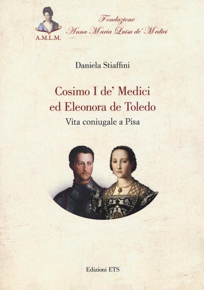Cosimo de Medici ed Eleonora di Toledo.