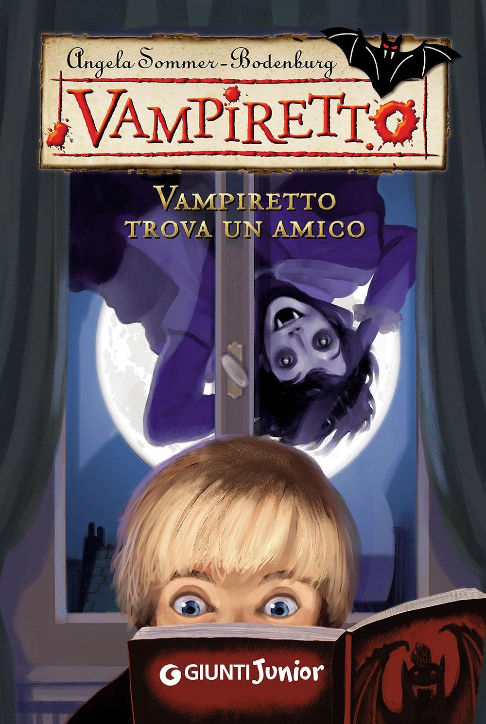 Vampiretto trova un amico.