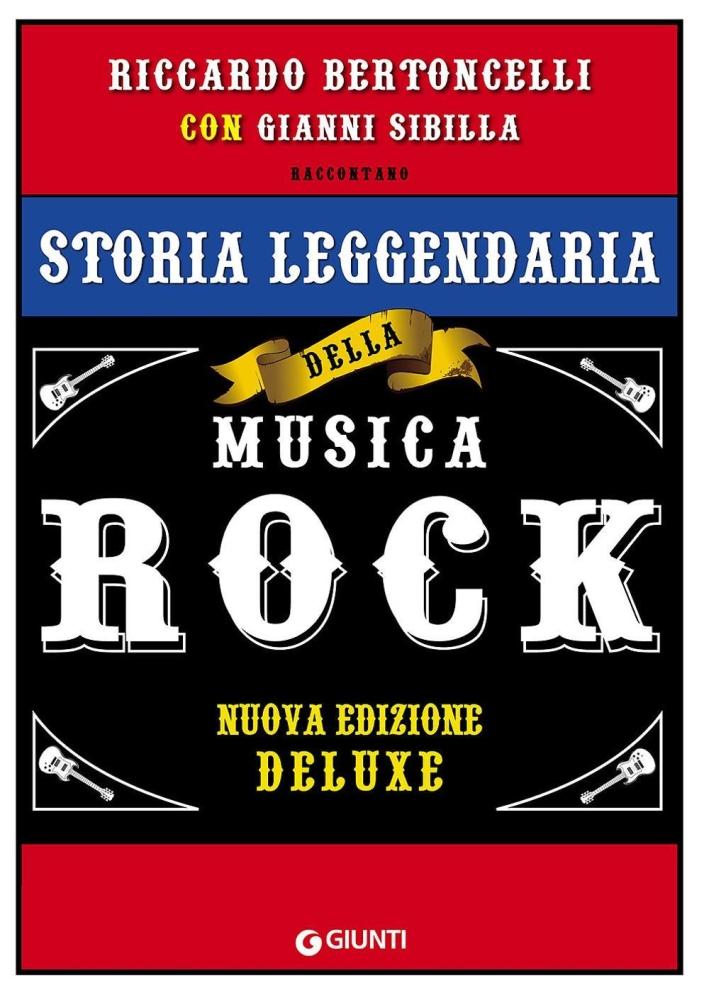 Storia leggendaria della musica rock.