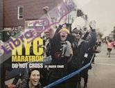 NYC Marathon. Do Not Cross.