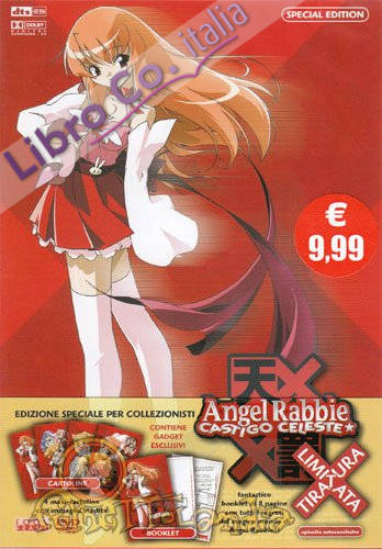 Angel Rabbie XX Castigo Celeste. DVD.