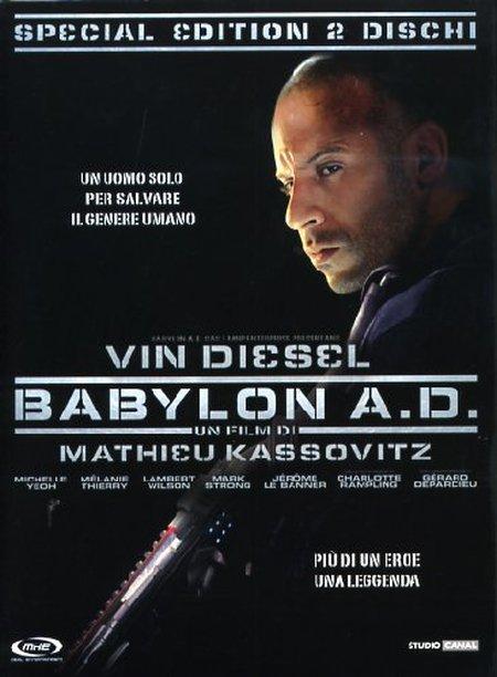 Babylon A.d. 2DVD.