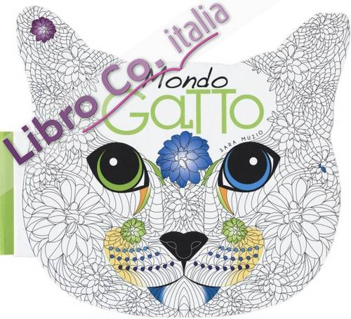 Mondo gatto. Coloring book.