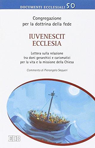Iuvenescit ecclesia.