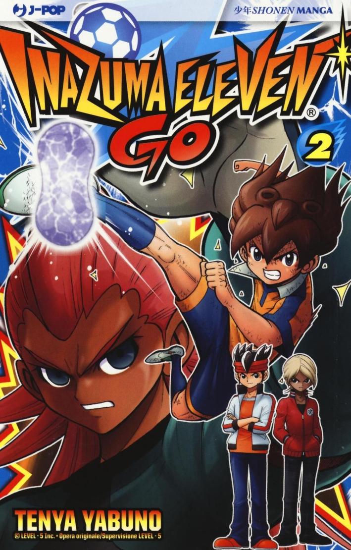 Inazuma eleven go. Vol. 2.