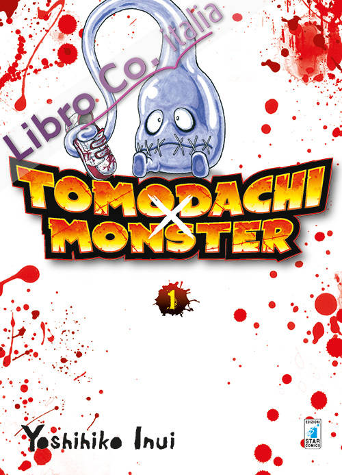Tomodachi x monster. Vol. 1.