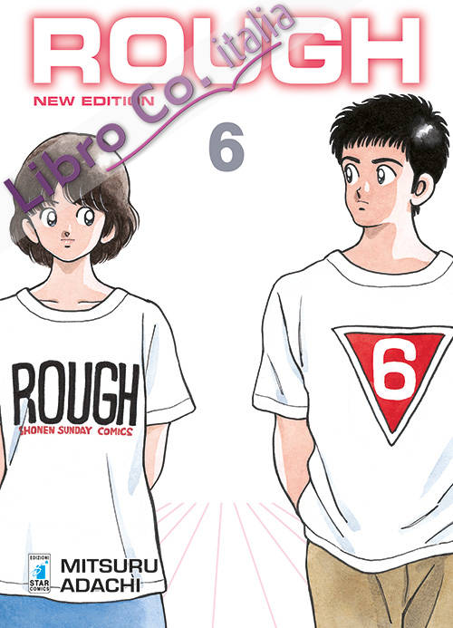 Rough. New edition. Vol. 6.