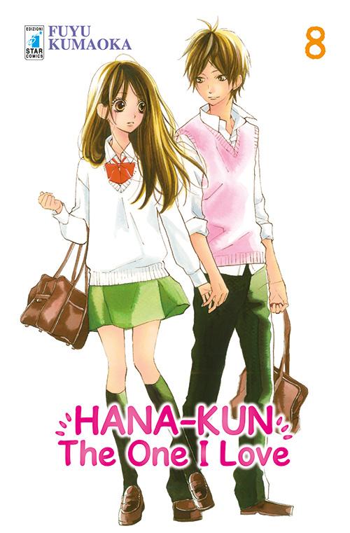 Hana-Kun, the one I love. Ediz. italiana. Vol. 8.