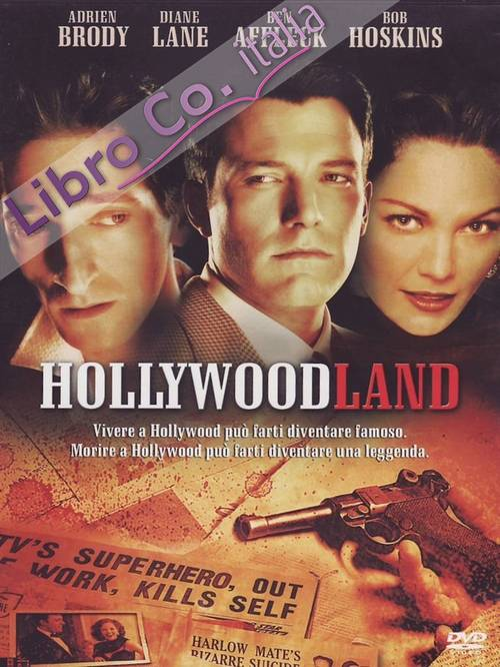 Hollywoodland. DVD.