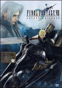 Final Fantasy VII. Advent Children. DVD