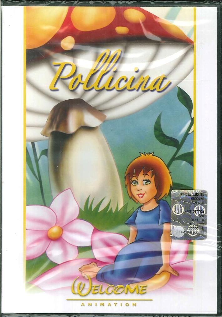 Pollicina. DVD.