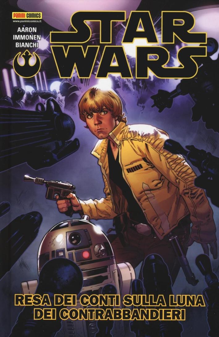 Resa dei conti sulla luna dei contrabbandieri. Star Wars. Vol. 2.