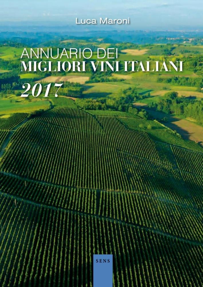 Annuario dei migliori vini italiani 2017.