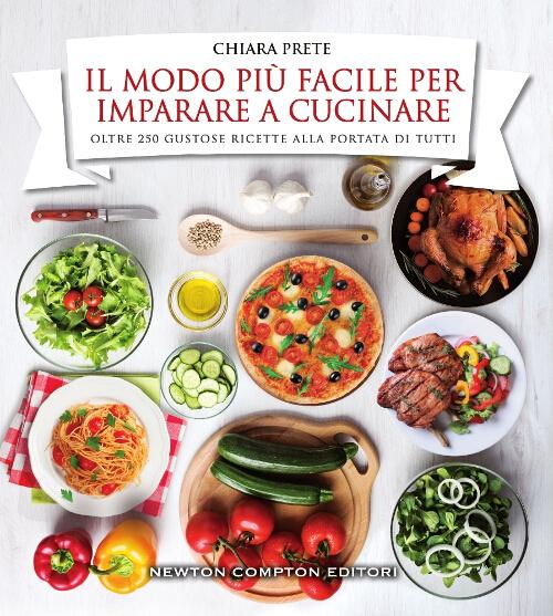 Il libro di cucina più facile del mondo.