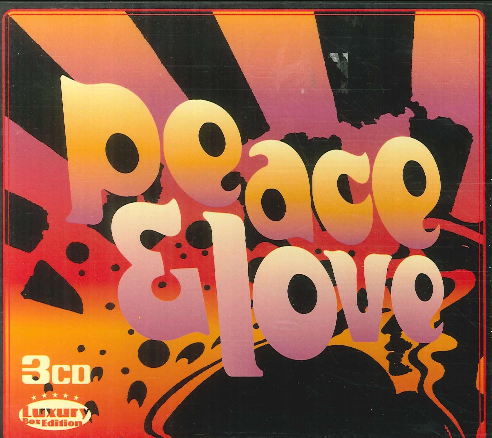 Peace & Love 3CD
