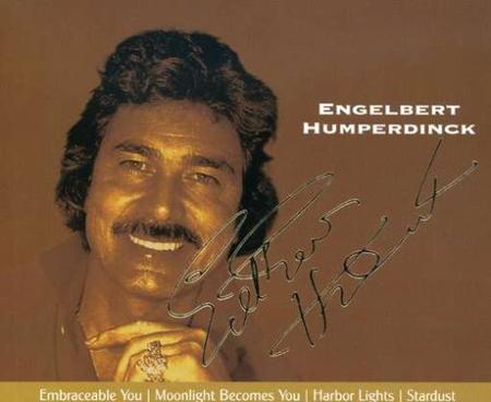 Engelbert Humperdinck. Artist Touch CD.