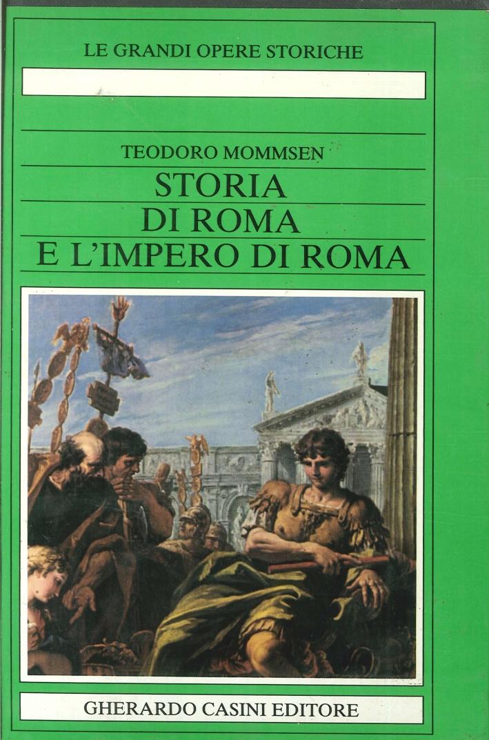 Storia di Roma.