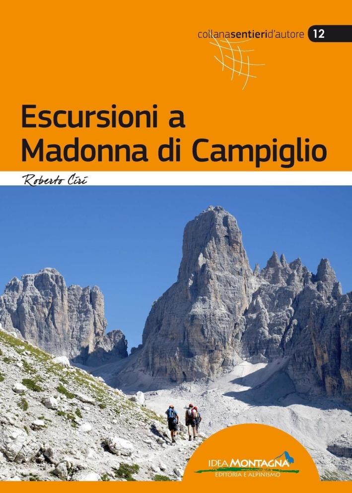 Escursioni a Madonna di Campiglio.
