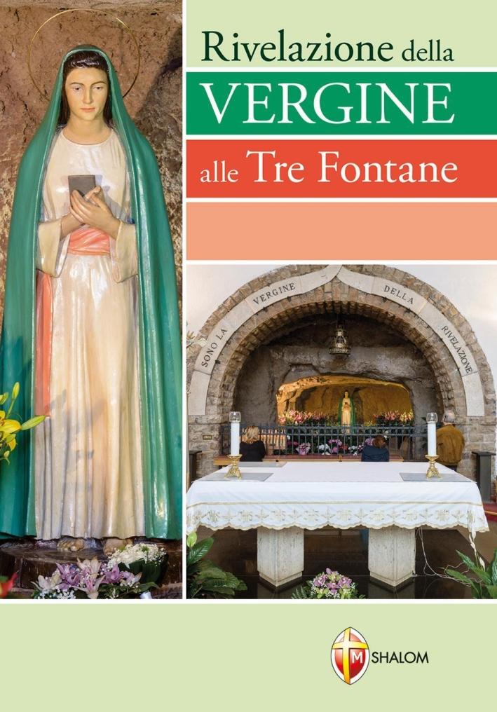 Rivelazione della Vergine alle Tre Fontane.