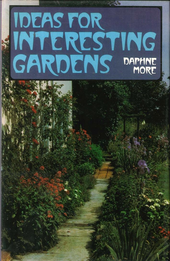 Ideas for interesting gardens.