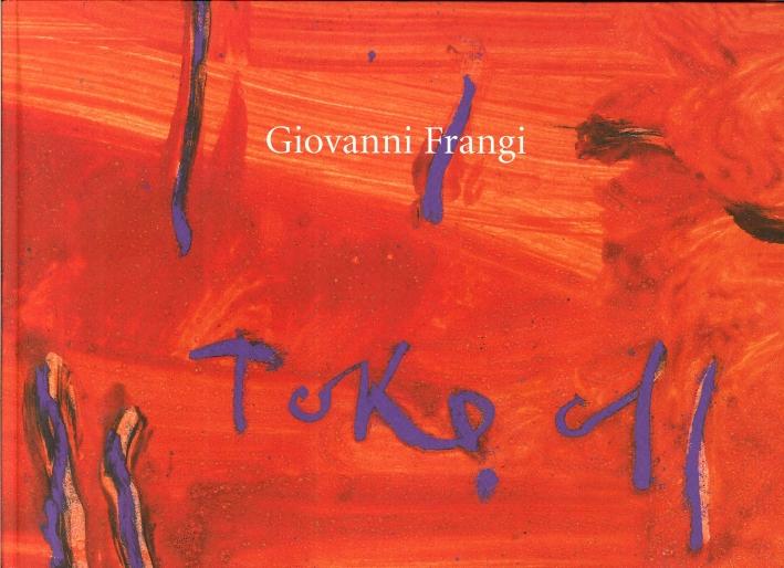 Giovanni Frangi. Take-Off.