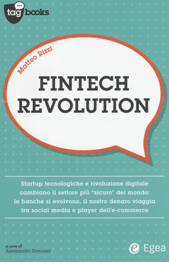 Fintech revolution.
