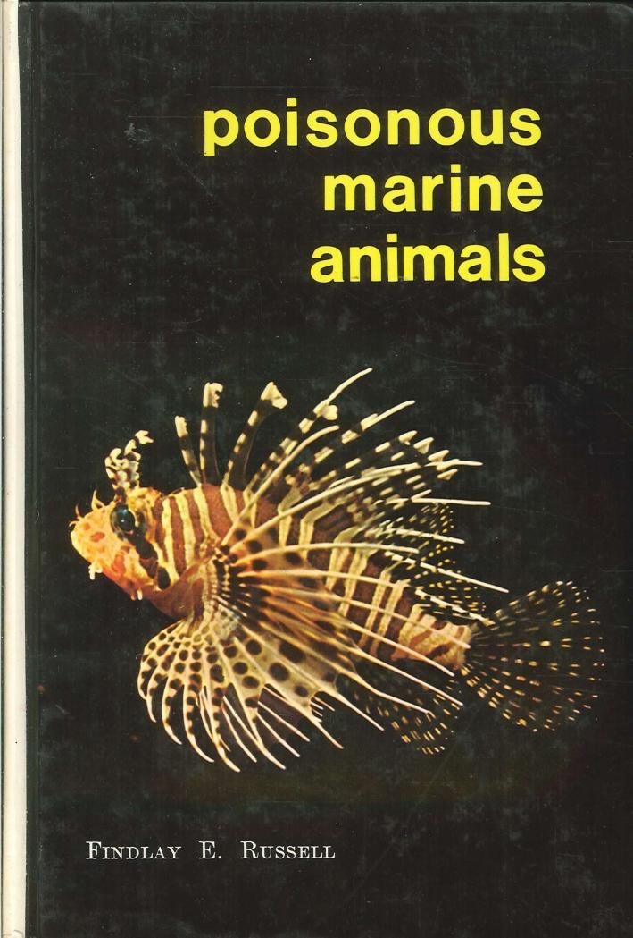 Poisonous Marine Animals. Marine Toxins and Venomous.