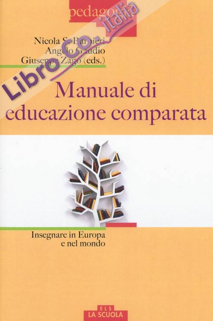 Manuale di educazione comparata.