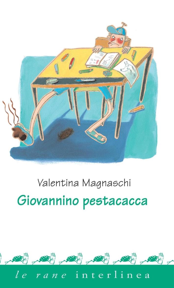 Giovannino Pestacacca.