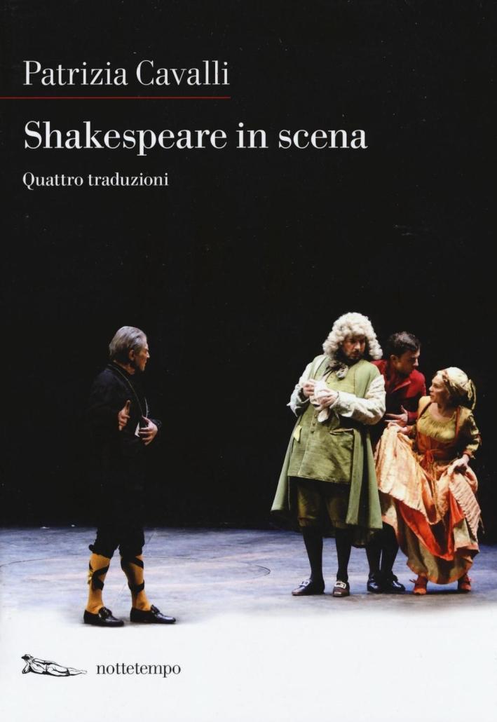 Shakespeare a teatro.