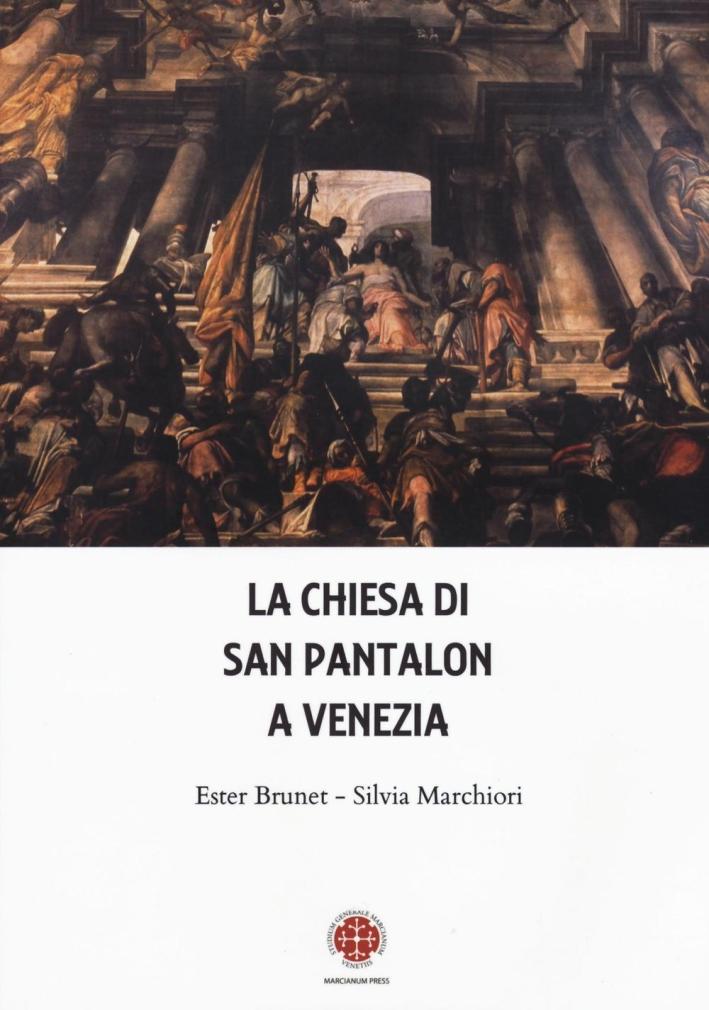 La Chiesa di San Pantalon a Venezia.