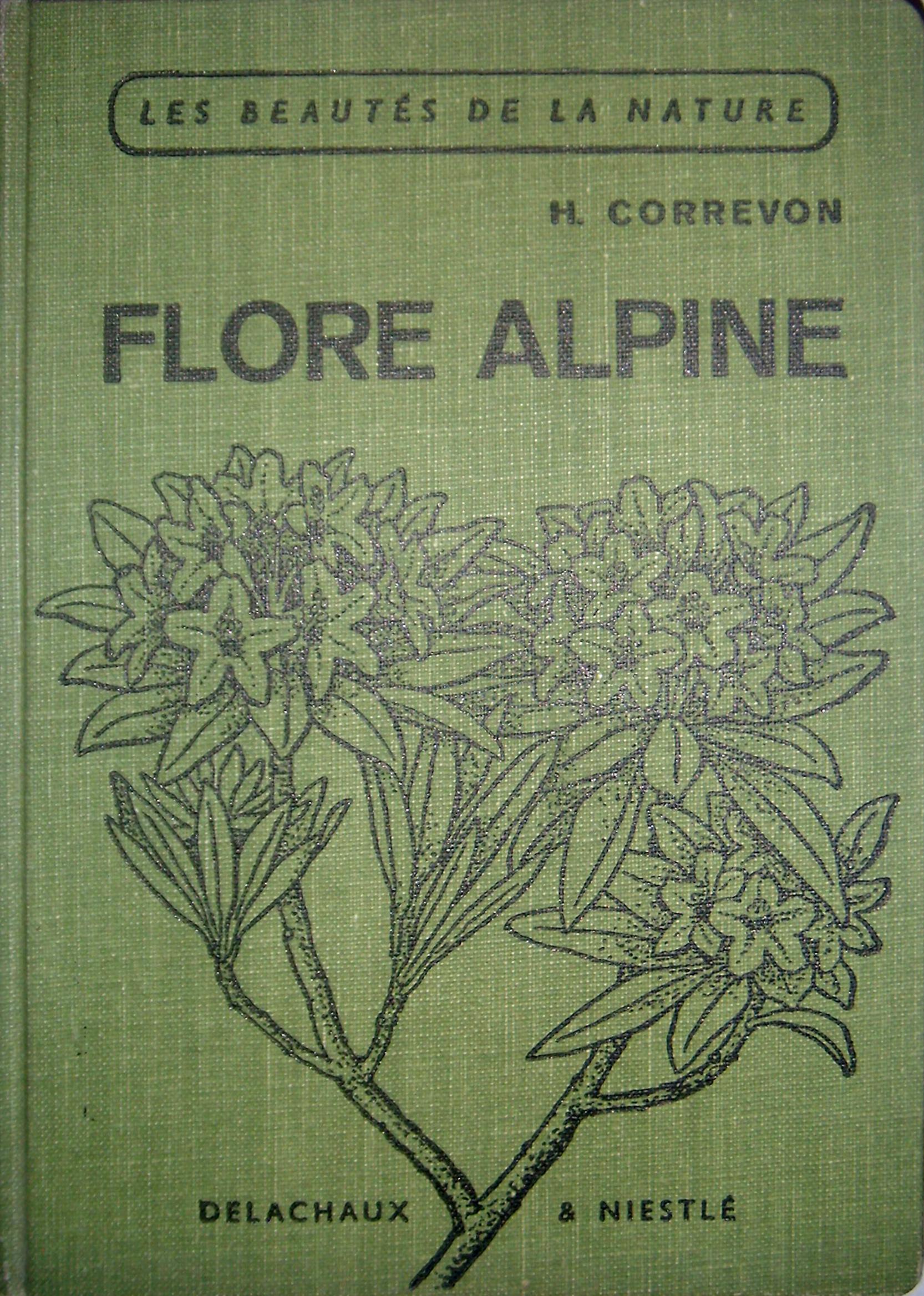 Flore Alpine.