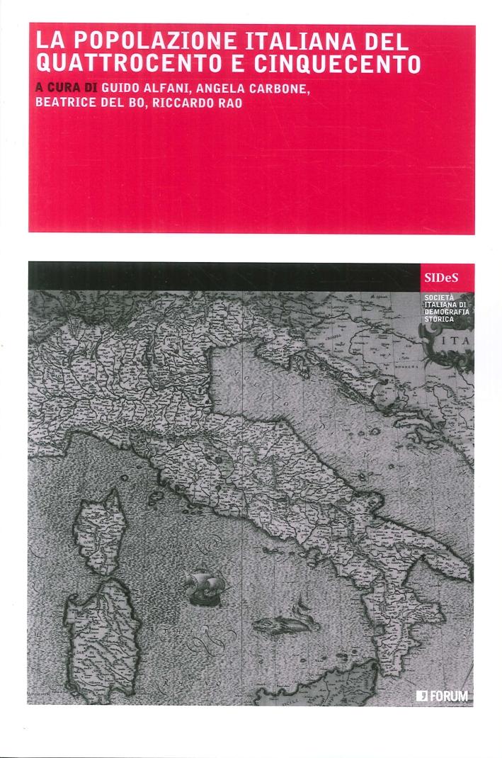 La Popolazione Italiana del Quattrocento e Cinquecento.