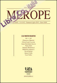 Merope. E. M. Foster revisited vol. 61-62