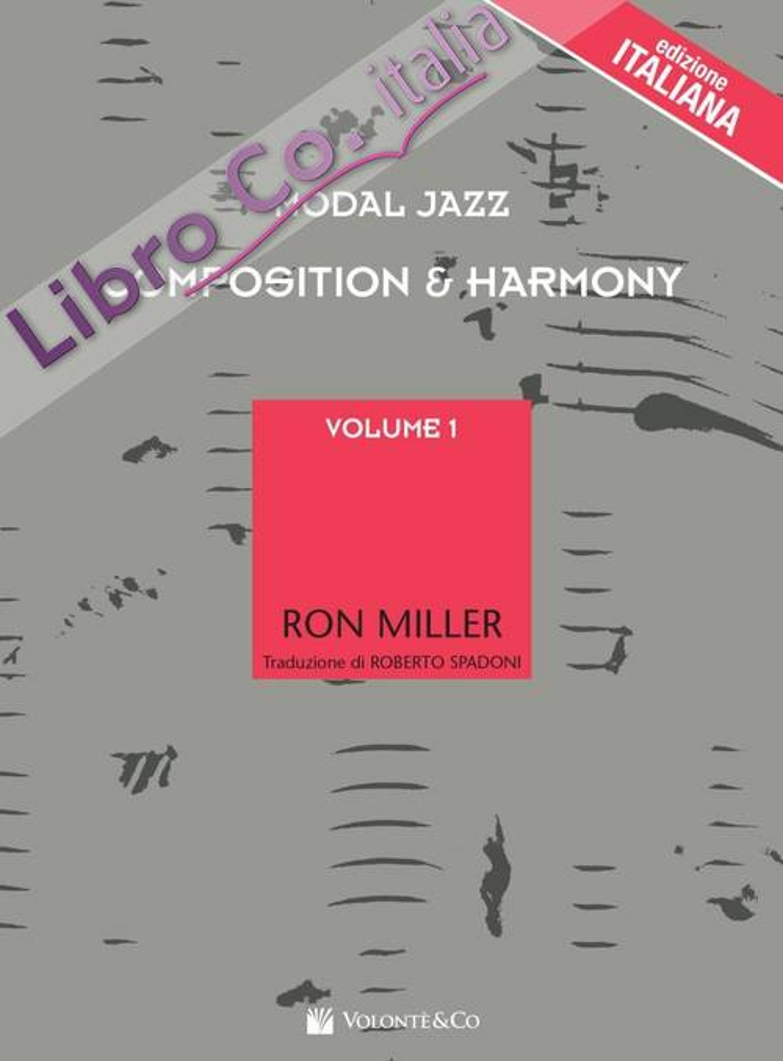 Modal jazz compostion & harmony