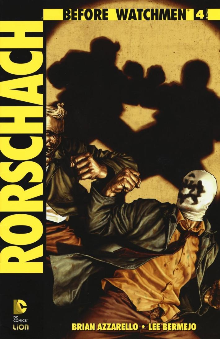 Rorschach. Before watchmen. Vol. 4