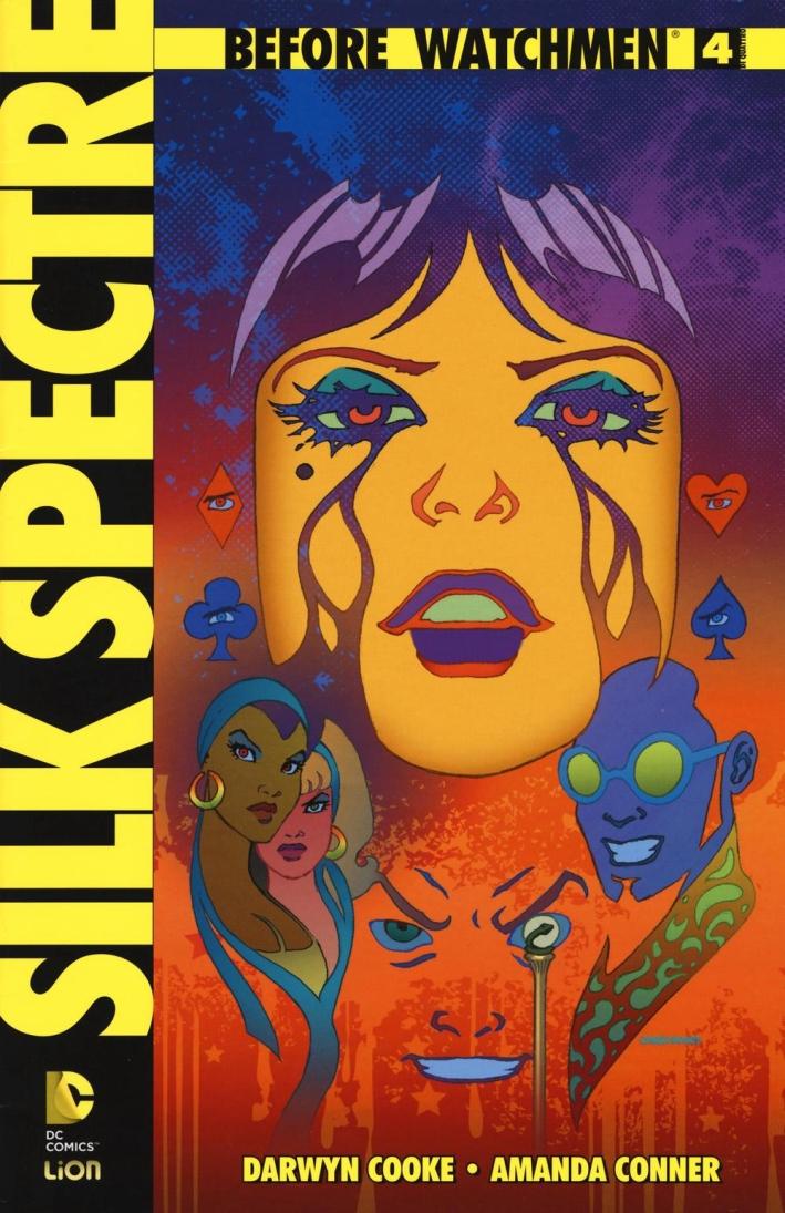 Silk spectre. Before Watchmen. Vol. 4