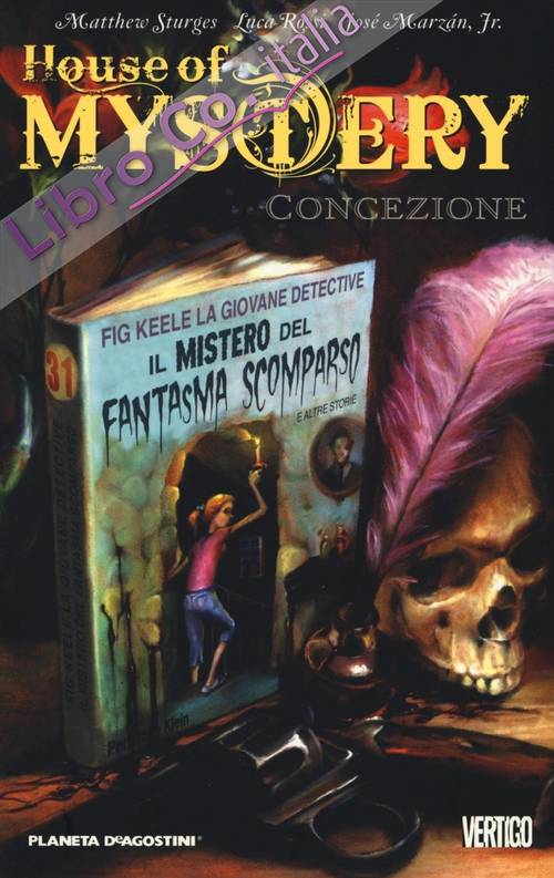 Concezione. House of mystery. Vol. 7