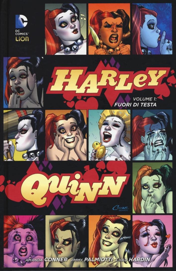Fuori di testa. Harley Quinn. Vol. 1
