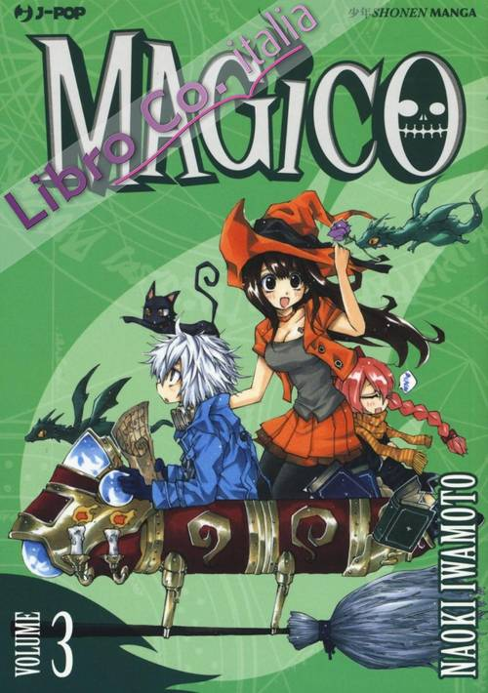 Magico. Vol. 3.
