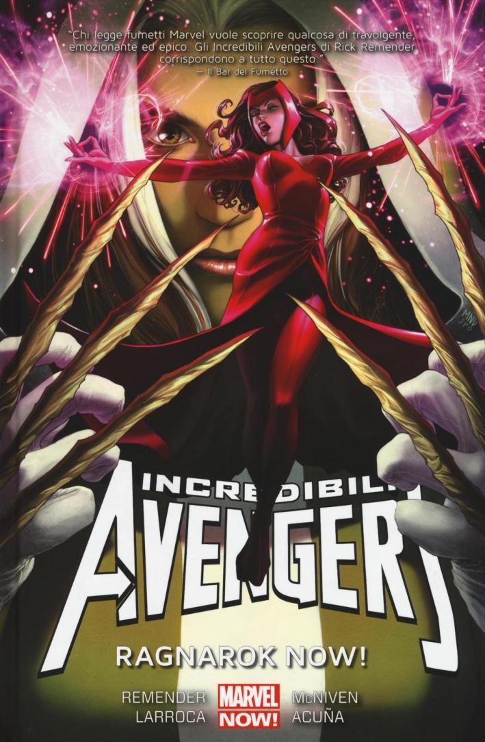 Ragnarok now! Incredibili Avengers. Vol. 3.